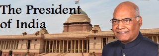 The President of India, Shri Ram Nath Kovind