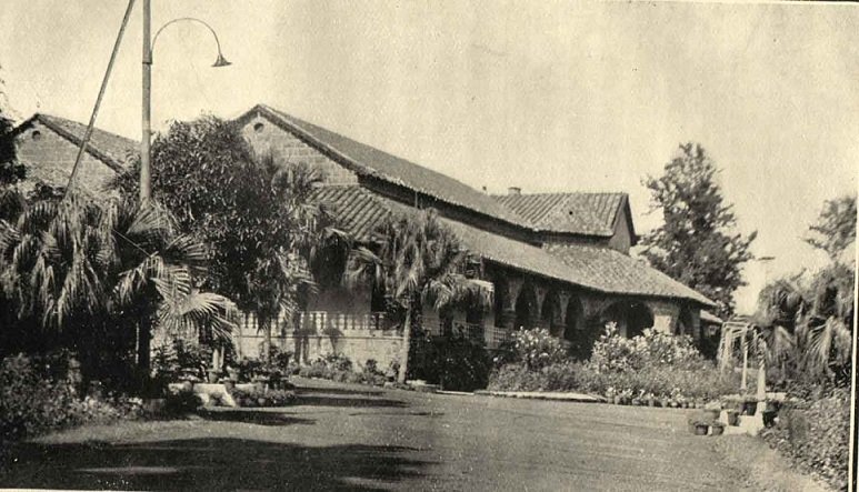 lal kothi in olden days